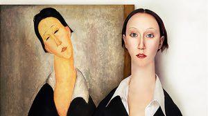 เฉียบ! เมื่อคนในภาพวาดดังถูกปลุกชีพขึ้นมามีชีวิตฝีมือศิลปิน Flora Borsi