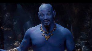 จีนี ปรากฏตัวแล้ว!! ในคลิปล่าสุดจากหนัง Aladdin