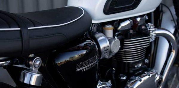Triumph Bonneville T120 Diamond Edition