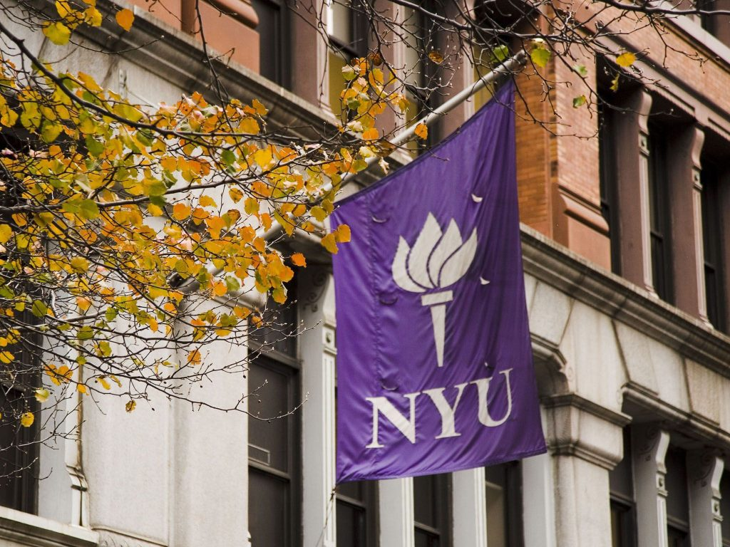 มหาวิทยาลัยนิวยอร์ก (New York University)