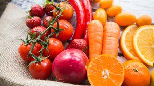 20 ผักผลไม้ เบต้าแคโรทีนสูง ช่วยต้านมะเร็ง บำรุงสายตาดีเยี่ยม!!