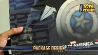 Review - Hottoys Captain America & Steve Rogers MMS 243