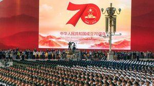 วันชาติจีนครบรอบ 70 ปี ฉลองยิ่งใหญ่อลังการ (ชมภาพ)