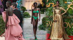 อาดุต อาเคช นางแบบผิวสี ยืนหนึ่งตำแหน่ง Model of the Year 2018