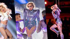 Lady Gaga ห้อยโหนโจนทะยาน! โชว์อลังการใน Super Bowl Halftime