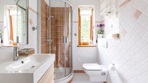 เทคนิค จัดห้องน้ำ ที่บ้านให้ดูกว้างและสะดวกสบายต่อการใช้งาน