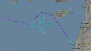 ทึ่ง! กัปตันเปลี่ยนเส้นทางบิน จนภาพบนจอเรดาห์กลายเป็นเครื่องโบอิ้งสมบรูณ์แบบ