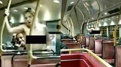 ห้าวไปนะ คู่รักซั่มกันบนรถบัส แบบไม่แคร์สายตาผู้โดยสารอื่น ๆ อย่างเมามัน
