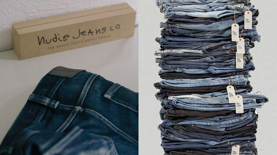 Nudie Jeans กางเกงยีนส์ที่เป็นมิตรกับสิ่งแวดล้อม ตั้งแต่การผลิตจนถึงการใช้ซ้ำ!
