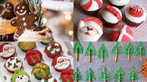 รวมภาพ ไอเดียทำเค้ก คริสมาสต์ ปีใหม่ โซคิวท์มาก