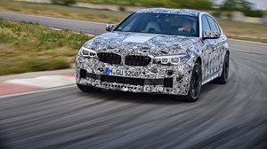 Timo Glock จัด BMW M5 สู่ขีดจำกัดใหม่บนสนามแข่ง