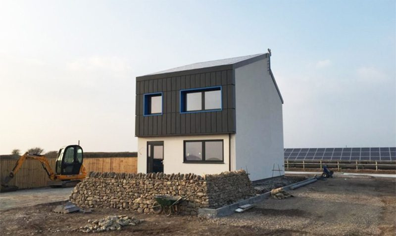 Solcer House by Cardiff University's Phil Jones