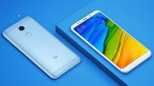 เปิดตัว Xiaomi Redmi 5 และ 5 Plus สองรุ่นสเปคดี แบตเยอะ ราคาประหยัด