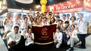 วิทยาลัยดุสิตธานี คว้าแชมป์สุดยอดเชฟไทย Thailand Ultimate Chef Challenge 2017