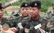 กองทัพไทย ฝึกกลยุทธ์ด้วยกระสุนจริง