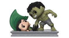 ฮัลก์ จับ โลกิ ทุ่มไปทุ่มมาในหนัง The Avengers ถูกทำเป็นตุ๊กตา Funko Pop! แล้ว