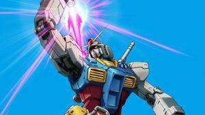 เผยโปรเจ็กต์ฉลองซีรี่ย์ Gundam ครบรอบ 35 ปี!!