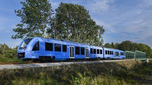 เยอรมนีนำร่อง รถไฟพลังไฮโดรเจน ขบวนแรกของโลก