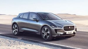Jaguar I-Pace 2018 ใหม่ รถครอสโอเวอร์พลังงานไฟฟ้าคันแรกของค่าย วิ่งได้ไกลถึง 480 กิโลเมตร