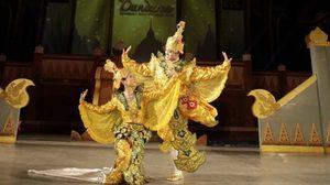 ดันดารี การแสดงแสงสีเสียงแห่งพุกาม ณ พระราชวัง บากัน โกลเด้น พาเลซ