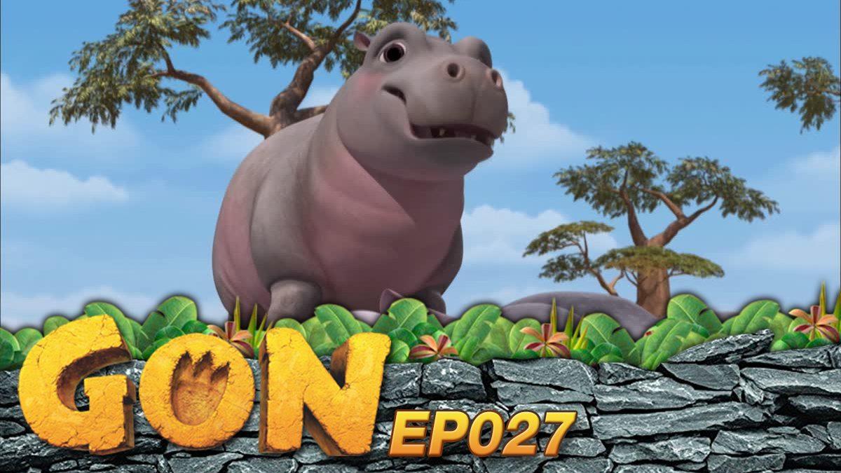Gon EP 027