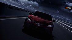 2018 Toyota Camry เผยให้เห็นเครื่องยนต์ Dynamic Force เปิดตัวที่ไทย 29 ต.ค.นี้