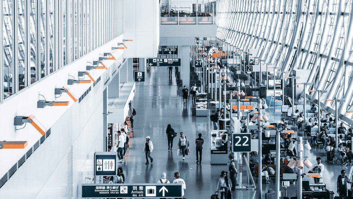 คำศัพท์ภาษาอังกฤษ เกี่ยวกับสนามบิน การเดินทางด้วยเครื่องบิน