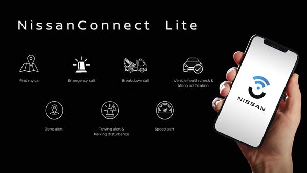 NissanConnect Lite