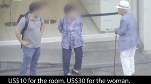 สุดสลด! หญิงสูงวัยชาวเกาหลี ยอมขายบริการหาเงินเลี้ยงชีวิต