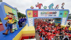 วิ่งกับดิสนีย์! ฮ่องกง ดิสนีย์แลนด์ รีสอร์ท จัดงาน 10K Weekend ประจำปี2019