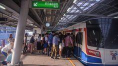 รฟม. เตรียมเปิดตัวช่องทาง Line@ โครงการรถไฟฟ้าสายสีส้ม-ชมพู-เหลือง