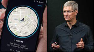 ทิมคุกเดือด!! เตรียมปลดแอพ Uber ออกจาก App Store เหตุแฝงโปรแกรมติดตามตัวผู้ใช้งาน
