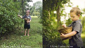 ความแตกต่าง การถ่ายภาพของมืออาชีพและมือสมัครเล่น ฝีมือเปลี่ยนความหมายรูป