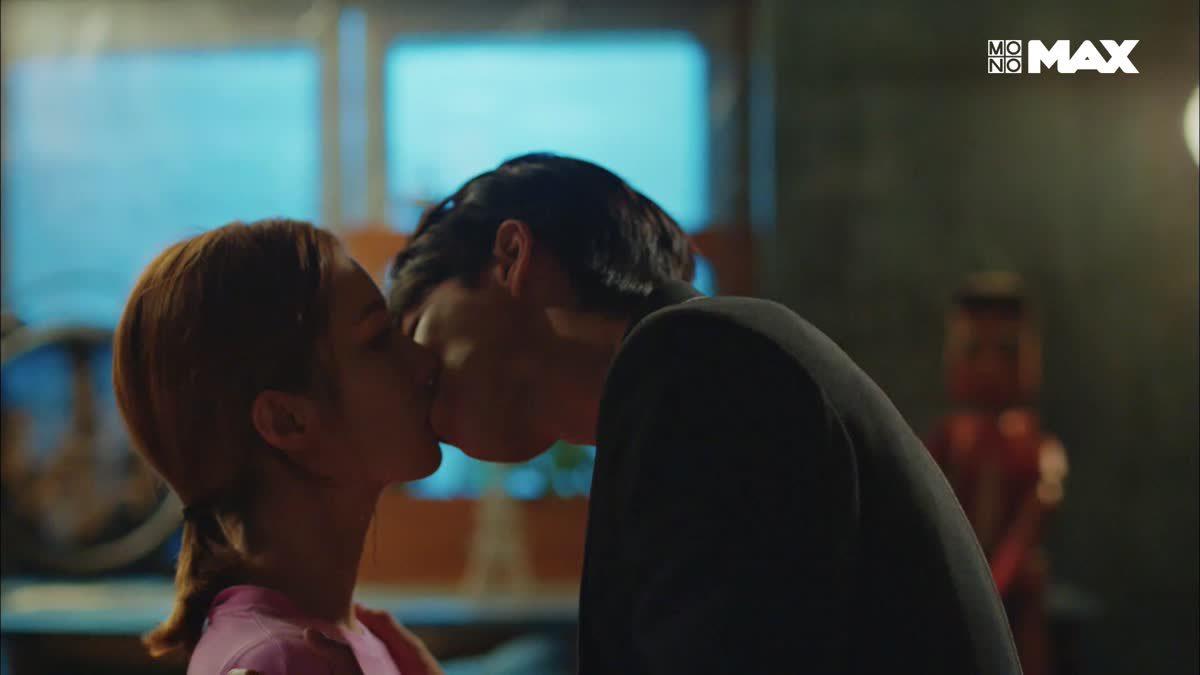 ฉากจูบของ นัมจูฮยอก-ชินเซคยอง | The Bride of Habaek ดวงใจฮาแบ็ค