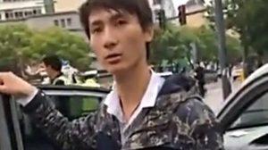 หนุ่มจีนอ้างเป็นมนุษย์ต่างดาว เหตุฉุนถูกตำรวจจับ หลังทำผิดกฎจราจร