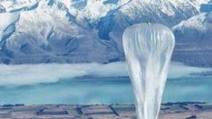 """""""บอลลูนยักษ์"""" เครื่องทดสอบส่งสัญญาณอินเทอร์เน็ตทั่วโลก จาก Google"""