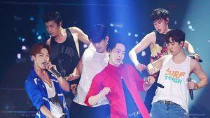 2PM เสิร์ฟคอนเสิร์ตไซส์ยักษ์ในไทย! ประทับใจ – ยิ่งใหญ่สมศักดิ์ศรี!!