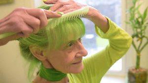ชีวิตนี้มีแต่สีเขียว! เรื่องราวของ Green Lady วัย74 ที่คุณจะต้องหลงรัก