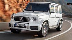 Mercedes-Benz G63 2019 ใหม่ เปิดตัวที่ประเทศสหรัฐอเมริกา ราคาเริ่มต้นที่ 4.86 ล้านบาท