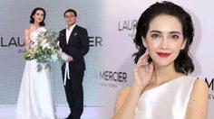 ซาร่า เล็กจ์ Laura Mercier Muse คนแรกของไทย! เปิดตัวที่สุดของแป้งลอร่าเมอร์ซิเอ
