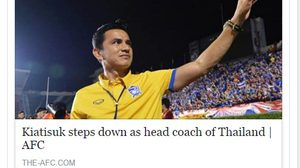 ความเห็นแฟนบอลต่างชาติหลังรู้ข่าวซิโก้แยกทางทีมชาติไทย