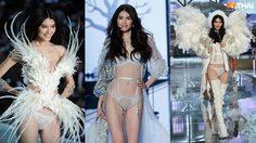จากเด็กขี้อายสู่นางแบบโลก ซุ่ย เหอ นางฟ้าจากจีนครองรันเวย์ Victoria's Secret 8 ปีซ้อน!