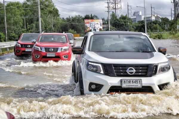 Nissan Flood Recovery