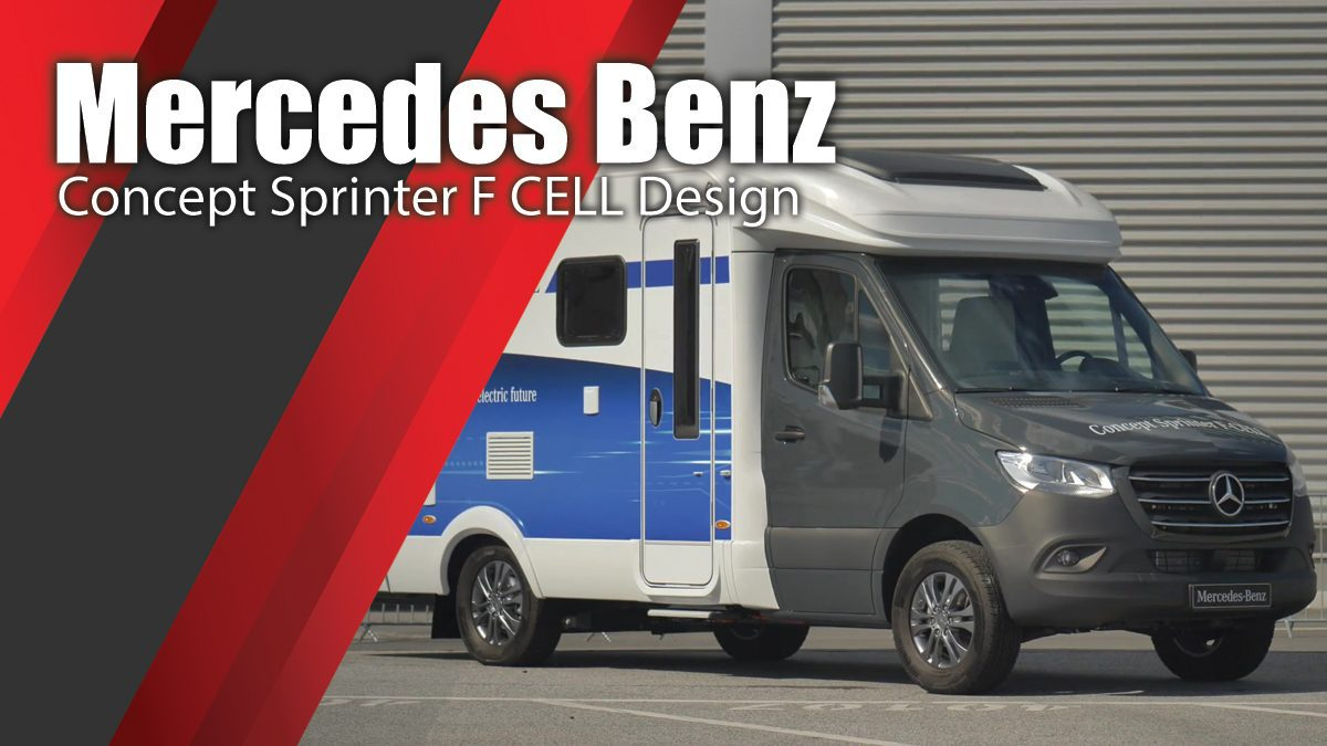 Mercedes Benz Concept Sprinter F CELL Design