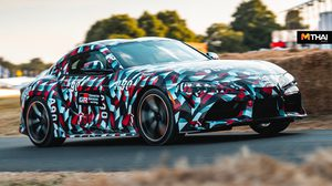 2020 Toyota Supra ยืนยันเเล้วเตรียมเปิดตัว ดีทรอยต์  มกราคมปีหน้า