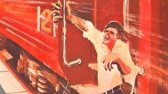 หาดูยาก! 17 ภาพโปสเตอร์เตือนภัยทางรถไฟ ที่เคยใช้ในอดีต