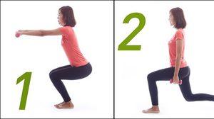 4 ท่าพื้นฐาน ลดน้ำหนักด้วยตัวเอง ให้ถูกวิธีควรลดเฉพาะมวลไขมัน