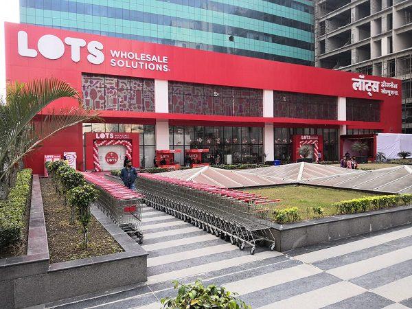 LOTS Wholesale Solutions ธุรกิจค้าปลีกค้าส่งของซีพีในอินเดีย