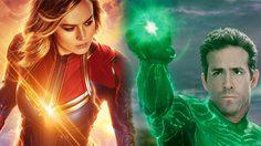 หนัง Captain Marvel เผย ตัวหนังจะมีเอกลักษณ์ที่แตกต่างจากหนัง Green Lantern
