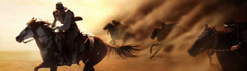 Hidalgo ฮิดาลโก้ ฝ่านรกทะเลทราย